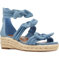 Nine West Allegro Knotted Espadrille Sandal (Women) | Nordstrom
