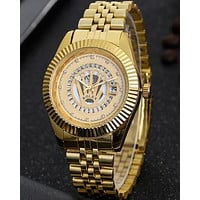 Rolex men and women exquisite fashion watch F-PS-XSDZBSH Gold