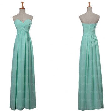 simple Mint bridesmaid dress, chiffon bridesmaid dress, long bridesmaid dresses, cheap bridesmaid dress, bridesmaids dresses, party dresses