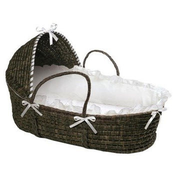 Moses Hooded Baby Basket