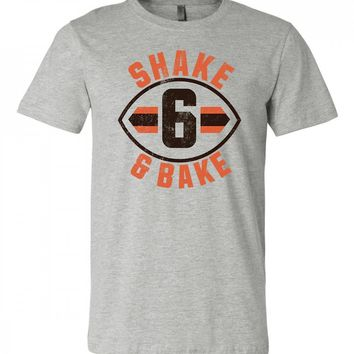 Shake & Bake Distressed Unisex T-Shirt