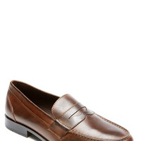 Men's Rockport Leather Penny Loafer