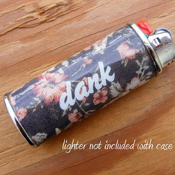 LIGHTER CASE Dank - Metal, Waterproof, Heavy duty