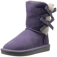 Koolaburra by UGG Kids' Victoria Short Fashion Boot