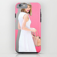 Swift in Pink iPhone & iPod Case by DesignPassion