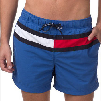 New Fashion Beach Shorts Men Surf Sport Shorts Board Shorts 10 color Options Men Swimwear for Men Jogger
