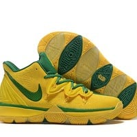 Nike Kyrie 5 V Yellow/Green