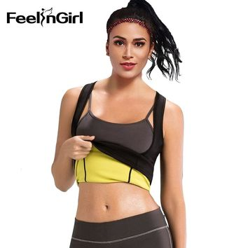 Plus Size S-6XL Women Neoprene Shaperwear Waist Traine Push Up Vest Tummy Belly Girdle Hot Body Shaper Waist Cincher Corset