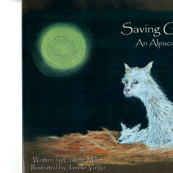 Saving Gideon - An Alpaca Story Book