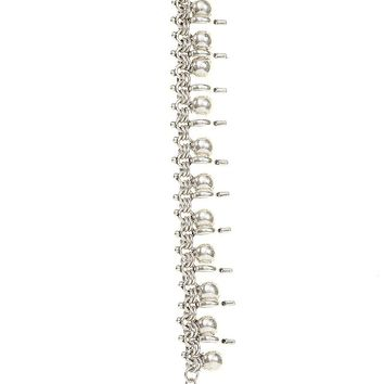 Lucky Brand Sphere Bracelet Womens - Silver (One Size)