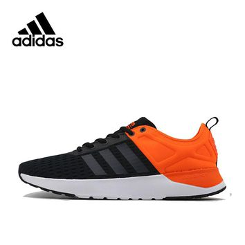 Adidas FINALE EVO Orange Men Sneakers Classic Breathable Trainers Lace-up Low Cotton Fabric Adidas Men Sports Shoes