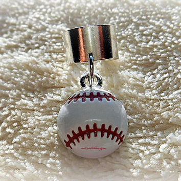Baseball Softball Ear Cuff, Sports, Team, Athletic, Athlete, Ready to Ship