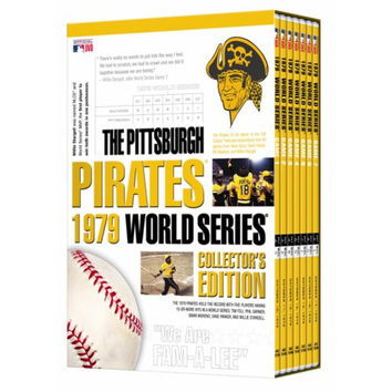 Pittsburgh Pirates The: 1979 World Series Collector's Edition