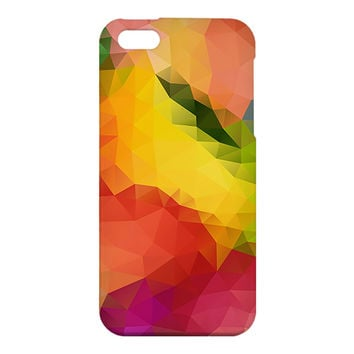 Colorful Geometric phone case