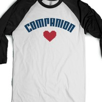 White/Black T-Shirt | Couples Doctor Who Shirts