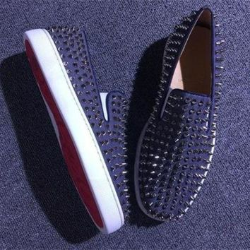 DCCK2 Cl Christian Louboutin Flat Style #706