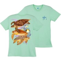 Guy Harvey Women's Cayman Turtle Reef T-Shirt - Dick's Sporting Goods