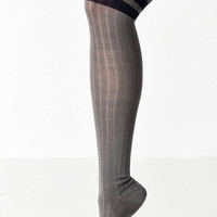 Ribbed Thigh High Sock | Urban Outfitters