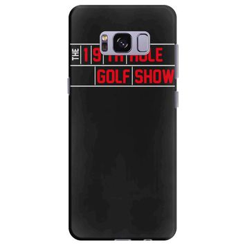 my best round is the 19th hole funny golf drinking Samsung Galaxy S8 Plus