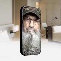 Si Robertson Duck Dynasty - Photo on Hard Cover For Iphone 4 / 4S Case, iPhone 5 Case - Black, White, Clear