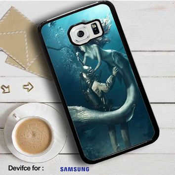 Diver And The Mermaid Samsung Galaxy S6 Case  Dollarscase.com