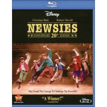 Newsies (Blu-ray Disc) (Anniversary Edition) (Eng/Spa) 1992