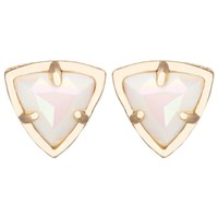 Kendra Scott Parker Iridescent White Earrings