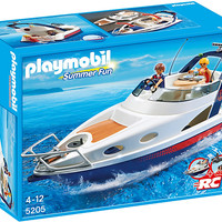 Playmobil 5205 Luxury Yacht