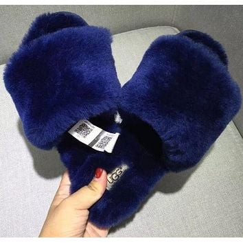 UGG Wool Slippers