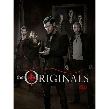 Originals The poster Metal Sign Wall Art 8in x 12in