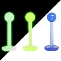 Glow in the Dark Bioflex Labret