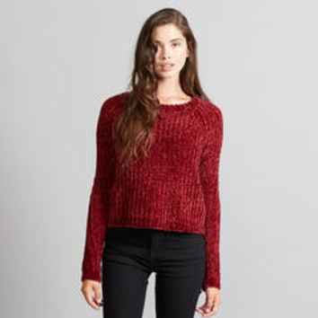 Women's Chenille Sweater - Kmart