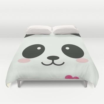 Cute animal Duvet Cover by Dkskustomgear