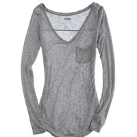 Aerie Comfiest T-shirt | Aerie for American Eagle