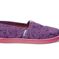Pink Paisley Youth Classics US
