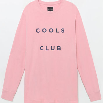 Barney Cools Cools Club Long Sleeve T-Shirt at PacSun.com