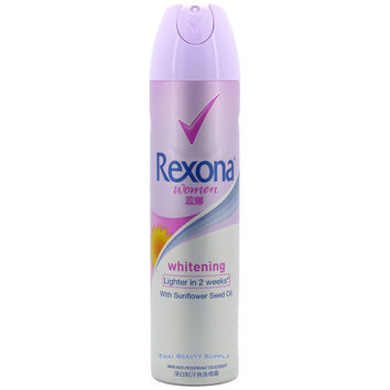 Rexona Women Whitening Deodorant Antiperspirant Spray 150ml