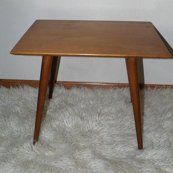 SALE Vintage 1950's Mid Century Modern Pair Of Paul McCobb Planner Group Series End Tables