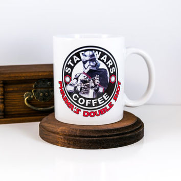 Star Wars Inspired | The Force Awakens | Captain Phasma | Coffee Mug | Gift for Him | Gift for Her | Cuevex Mugs