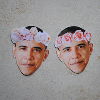 Barack Obama Sticker Pack