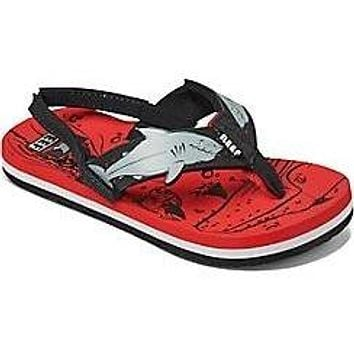 Reef AHI Kids Shark Sandals