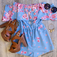 Cherry Springs Romper