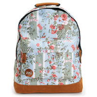 Mi-Pac Rose Floral Print Backpack