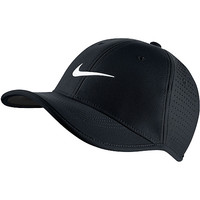 Nike Boys' Ultralight Perforated Adjustable Golf Hat