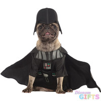 Pet Costume: Darth Vader-Small