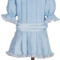 """""""Samantha's Winter Party Dress"""" for 18"""" American Girl Doll"""