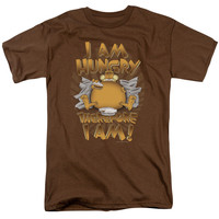 Garfield Therefore I Am Coffee T-Shirt