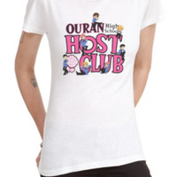 Ouran High School Host Club Girls T-Shirt