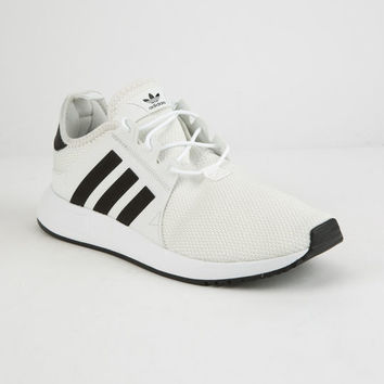 ADIDAS X_PLR White & Black Shoes