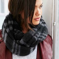 Wooden Ships Hathaway Eternity Scarf- Black One